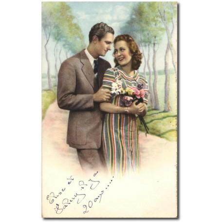 Carte postale 1900 393