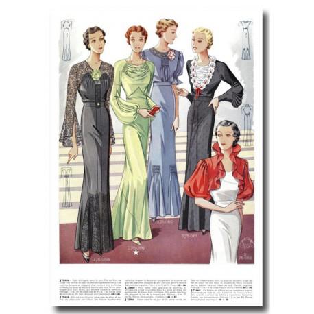 La Coquette 1935 275 03