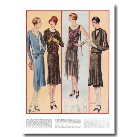 La Coquette 1929 196 02
