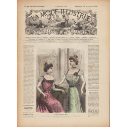 Revue complète de La Mode Illustrée 1899 N°46