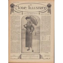 Revue complète de La Mode Illustrée 1918 N°18