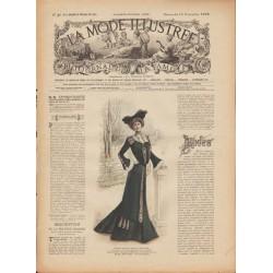 Complete magazine La Mode Illustrée 1902 N°46
