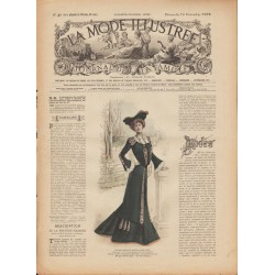 Revue complète de La Mode Illustrée 1902 N°46