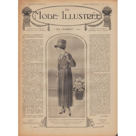 Revue-mode- 1918 N°08