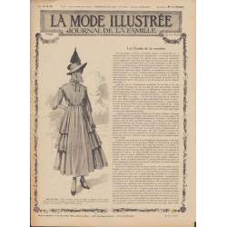 Complete magazine La Mode Illustrée 1916 N°26