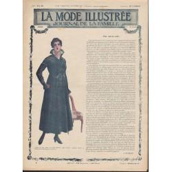 Complete magazine La Mode Illustrée 1916 N°44