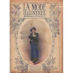 Revue complète de La Mode Illustrée 1914 N°11
