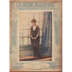 Complete magazine La Mode Illustrée 1914 N°27