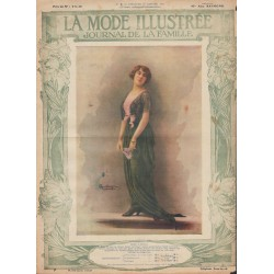 Revue complète de La Mode Illustrée 1914 N°3