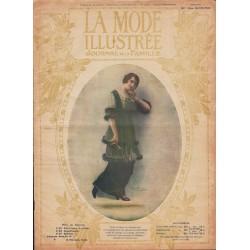 Complete magazine La Mode Illustrée 1914 N°04
