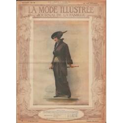 Complete magazine La Mode Illustrée 1914 N°05