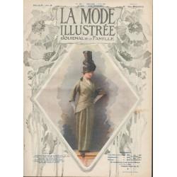 Complete magazine La Mode Illustrée 1914 N°23