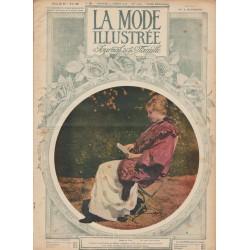 Revue complète de La Mode Illustrée 1914 N°29