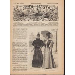 Revue complète de La Mode Illustrée 1894 N°20