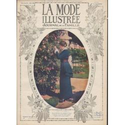 Revue complète de La Mode Illustrée 1914 N°33