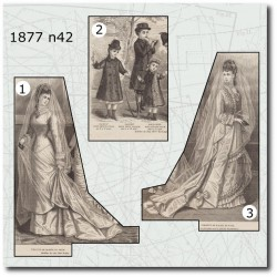 sewing patterns-bride-dress-1877-42