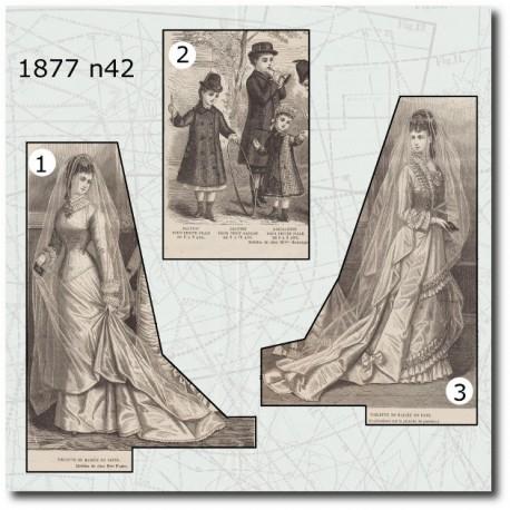 sewing patterns-bride-dress-1877-42