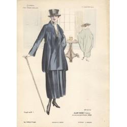 Journal des Demoiselles 1er janvier 1918