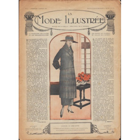 Revue-mode-centenaire-1918 N°01