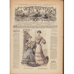 Revue complète de La Mode Illustrée 1903 N°51