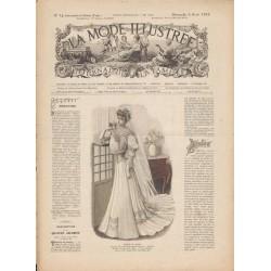 Revue complète de La Mode Illustrée 1905 N°14