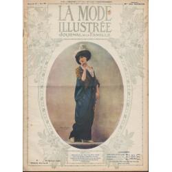 Complete magazine La Mode Illustrée 1913 N°31