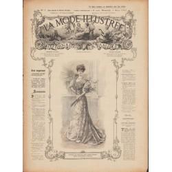Revue complète de La Mode Illustrée 1907 N°09