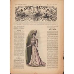 Revue complète de La Mode Illustrée 1900 N°18