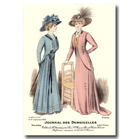 Journal des Demoiselles 1908 5436