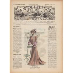Complete magazine La Mode Illustrée 1902 N°26