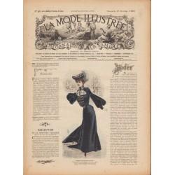 Revue complète de La Mode Illustrée 1902 N°42