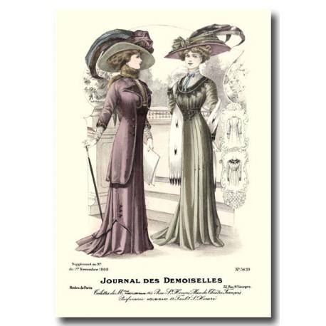 Journal des Demoiselles 1908 5439