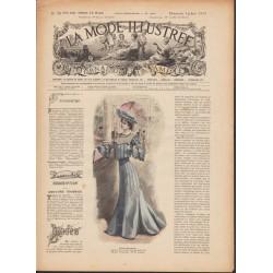 Complete magazine La Mode Illustrée 1903 N°24