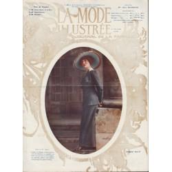 Complete magazine La Mode Illustrée 1911 N°45
