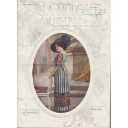 Complete magazine La Mode Illustrée 1911 N°44