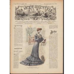 Revue complète de La Mode Illustrée 1903 N°48