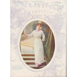 Complete magazine La Mode Illustrée 1911 N°36