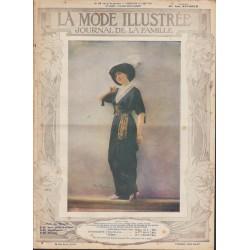 Revue complète de La Mode Illustrée 1913 N°32