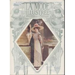 Complete magazine La Mode Illustrée 1911 N°26