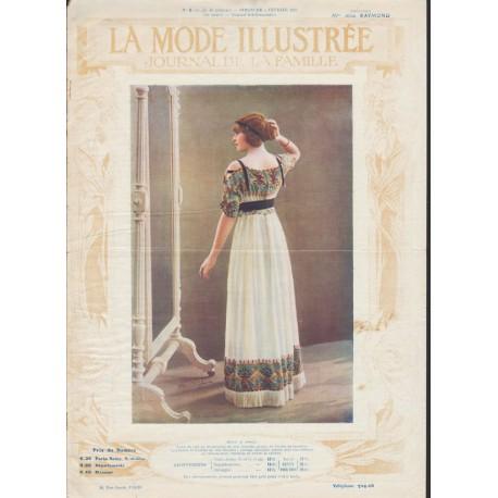 Revue La Mode Illustrée 1912 N°05