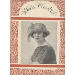 magazine La Mode Illustrée 1921 N°14