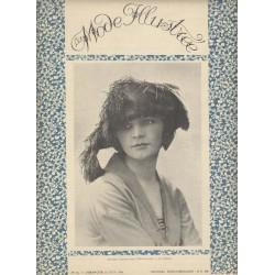 Revue La Mode Illustrée 1921 N°24