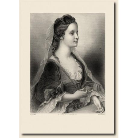 La Duchesse de Bourgogne