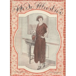 Revue La Mode Illustrée 1921 N°49