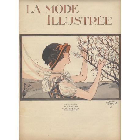 Revue complète de La Mode Illustrée 1924 N°11
