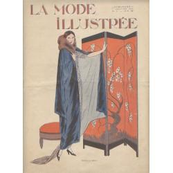 Revue complète de La Mode Illustrée 1923 N°01