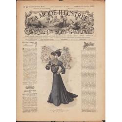 Complete magazine La Mode Illustrée 1903 N°42