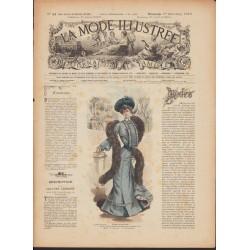 Complete magazine La Mode Illustrée 1903 N°44