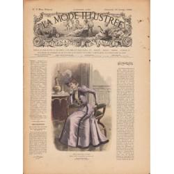 Complete magazine La Mode Illustrée 1899 N°03
