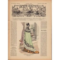 Complete magazine La Mode Illustrée 1899 N°18